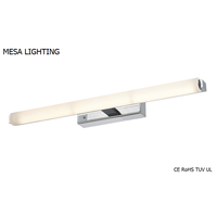 NEW Modern Transitional Frosted Bathroom Vanity Light Fixture
