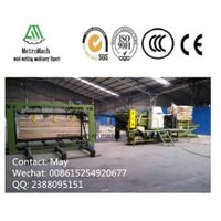 automatic wood veneer composer machine