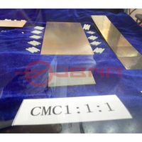 CMC Heat Dissipation Thermal Spreaders for Microelectronic Packaging