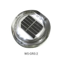 Factory IP68 LED Solar Glass Road Marker Cat Eye thumbnail image