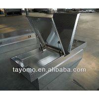 Gull Wing Aluminum Tool Box