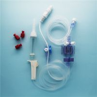 Medical disposable single/double channel kit pressure transducer thumbnail image