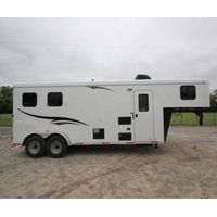 china 3 gooseneck trailer with living quarters