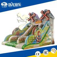 inflatable slide combo, inflatable slip n slide
