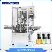 Atlas 210 Body wash bottle filling machine with servo drive