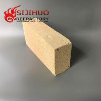 high alumina thermal insulating fire brick