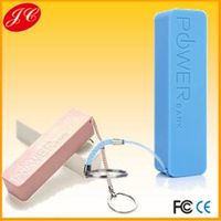 The hotest Sale 2600mAh High Quality Perfume Power Bank for Mobile Power (TYH 302)