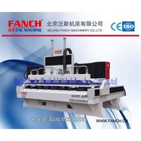 Wood Four Axis Eight Spindles 3D Engraving Machine[FC-2413SY-4D] thumbnail image