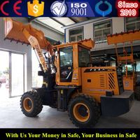 New chinese front end loader ZL936 CE wheel loader/compact loader