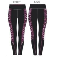 Ladies Sports Pants, Long Style, Quick Drying thumbnail image