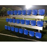 Waterproof stadium seat Metal Aluminum Structure bleacher Plastic standings seats