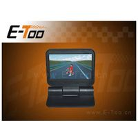 ET-488,Car TFT LCD MONITOR,4.3 inch Digital TFT LCD;Hot ,New