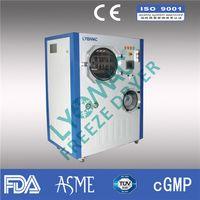 Dryer for lab use/freeze dryer/lyophilizer/lyo0.6 freeze dryer