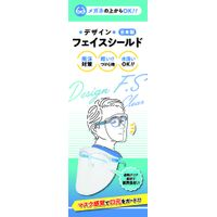 High Quality Safety Goggle Face Shield Polycarbonate Made in Japan thumbnail image