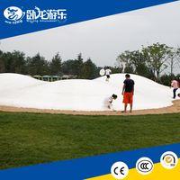 promotional Inflatable bouncy cloud, bouncing castle commercial