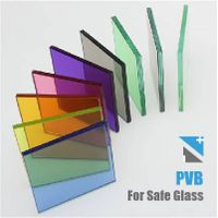 PVB glass film high transparent high IR glazing film