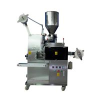 Filter paper bag with tag and string tea packing machine thumbnail image
