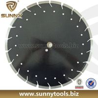 Tyrolit quality Laser Diamond Circular saw blade for cutting Concrete Aspahlt Masonry