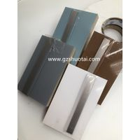 3D PVC edge banding/double color edge banding/PVC edge banding