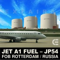 Jet A1 Fuel and JP54 FOB Rotterdam