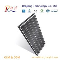 OEM mono sun power solar panels 220w--- Factory direct sale
