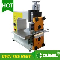 V cut pcb separator/pcb depaneling machine