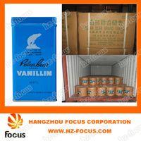 Food Grade Polar Bear brand Vanillin/Ethyl Vanillin CAS: 121-32-4