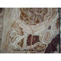 tree rings shape Pheonix Dance marble cut-to-size