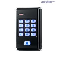 Multi-purposes Access Control Readers for glass door