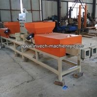 Zhengzhou Invech Wood Sawdust Block Compressing Machine thumbnail image