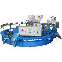 double color PVC shoes injection molding machine thumbnail image