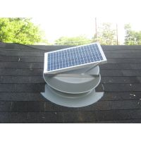 30W Solar Attic Fan