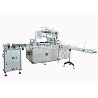 JD-290 automatic box overwrap machine