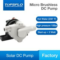 12V Solar Pumps for solar water heater systems thumbnail image
