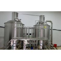 1000L hotel beer brewing equipment, jacketed fermenter