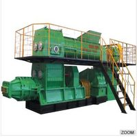Brick Making Machinery in China JZK70/60-4.0 Type Double Stage Vacuum Extruder