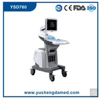 3D/4D Full Digital Color Doppler Ultrasound Scanner System Ysd760