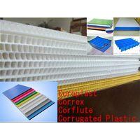Corrugated plastic sheet,Coroplast,Correx,Corflute sheet thumbnail image
