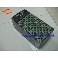 Luxury corrugated cardboard display packaging box
