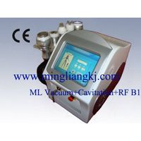 2011 New Arrive 50khz Cavitation& RF &Vacuum machine (with CE and 3 years warranty) thumbnail image
