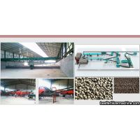 Full set of fertilizer production line and machinery