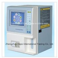 Color Touch Screen Fully Auto Hematology Cell Counter Analyzer (HP-HEMA6100A) thumbnail image