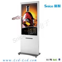 Snice 55inch digital signage kiosk with touch screen