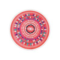 Evil Eyes Terry Cloth Round Beach Towels