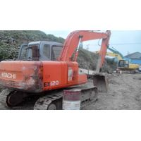 used HItachi EX120-5 small excavator origin from Japan
