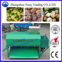 High Efficiency Walnut Green Peel Removing Machine