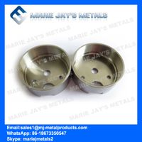 Custom titanium machining part