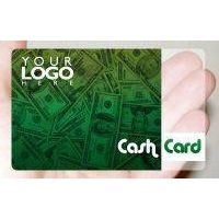 Clear card/Transparent card