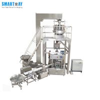 Stand Up Pouch Zipper Packing Machine