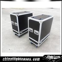 speaker cases system aluminum hardware